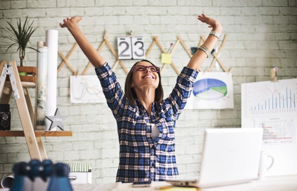 alcanzar la felicidad laboral
